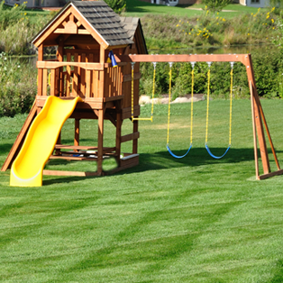 Backyard Playground